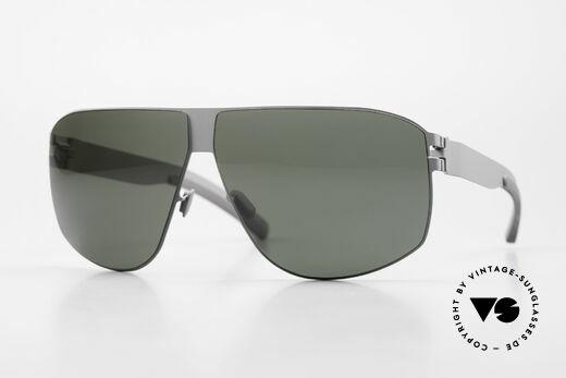 Mykita Terrence Mykita Sunglasses Vintage 2011 Details