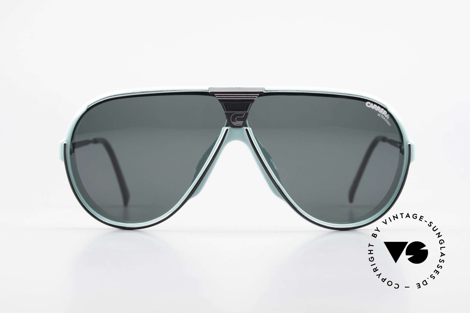 Carrera 5593 80's Sports Sunglasses Aviator, lightweight synthetic frame = OPTYL material!, Made for Men