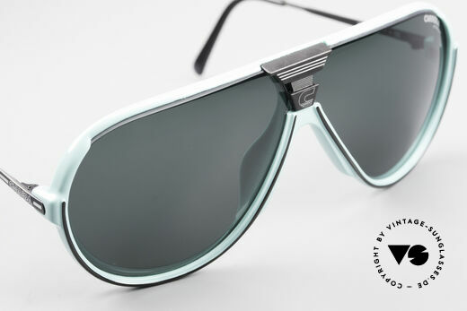 Carrera 5593 80's Sports Sunglasses Aviator, new old stock (like all our 80's Carrera sunnies), Made for Men