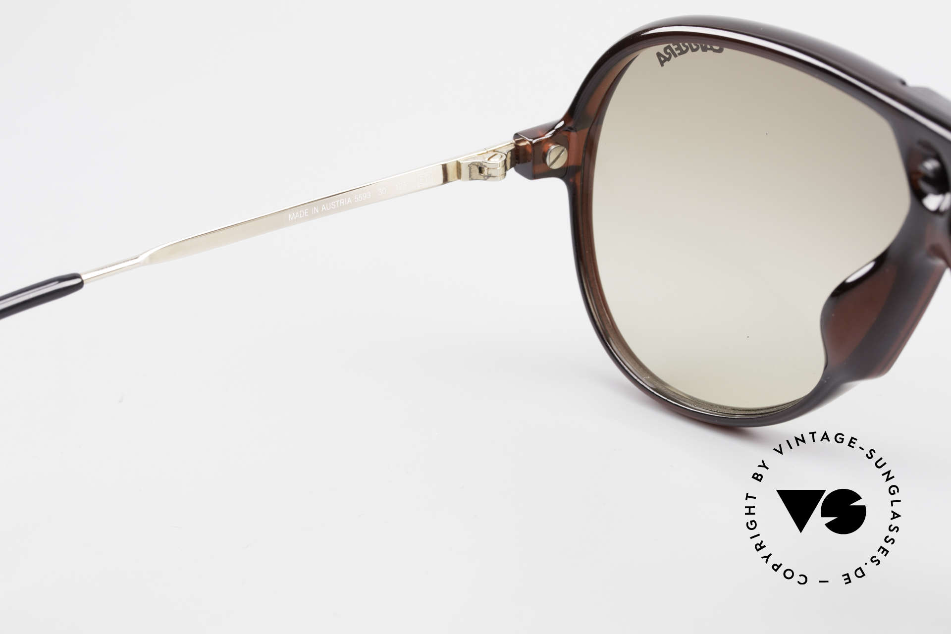 Carrera 5593 80's Aviator Sports Sunglasses, new old stock (like all our 1980's Carrera sunnies), Made for Men