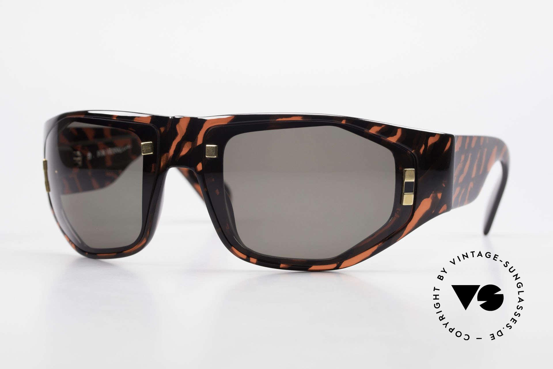 Paloma Picasso 3701 90's Wrap Sunglasses Ladies, vintage ladies sunglasses by P. PICASSO from 1990, Made for Women