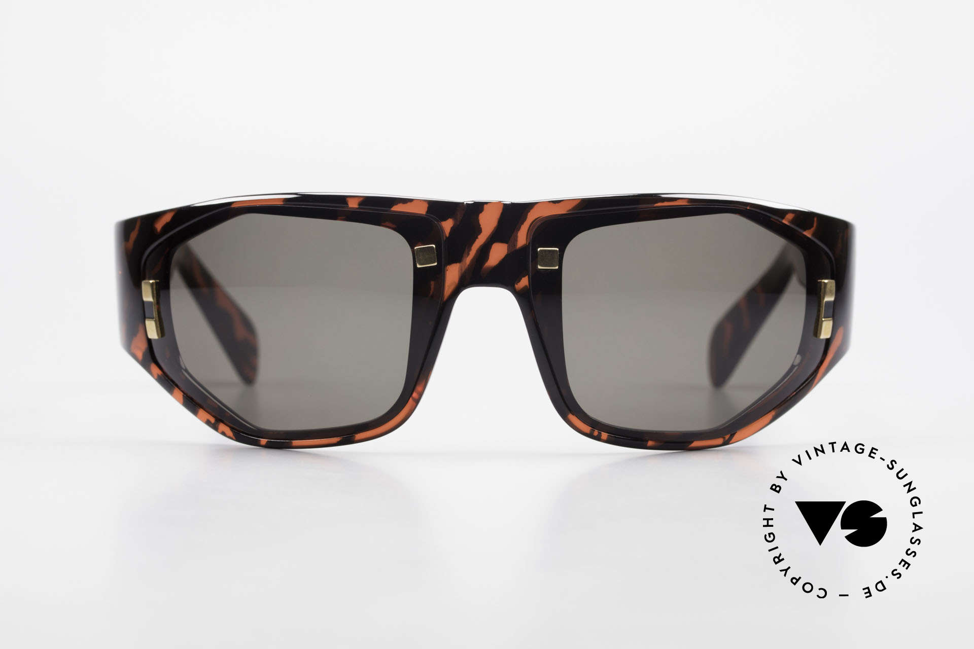 Paloma Picasso 3701 90's Wrap Sunglasses Ladies, spectacular design meets a brilliant frame pattern, Made for Women