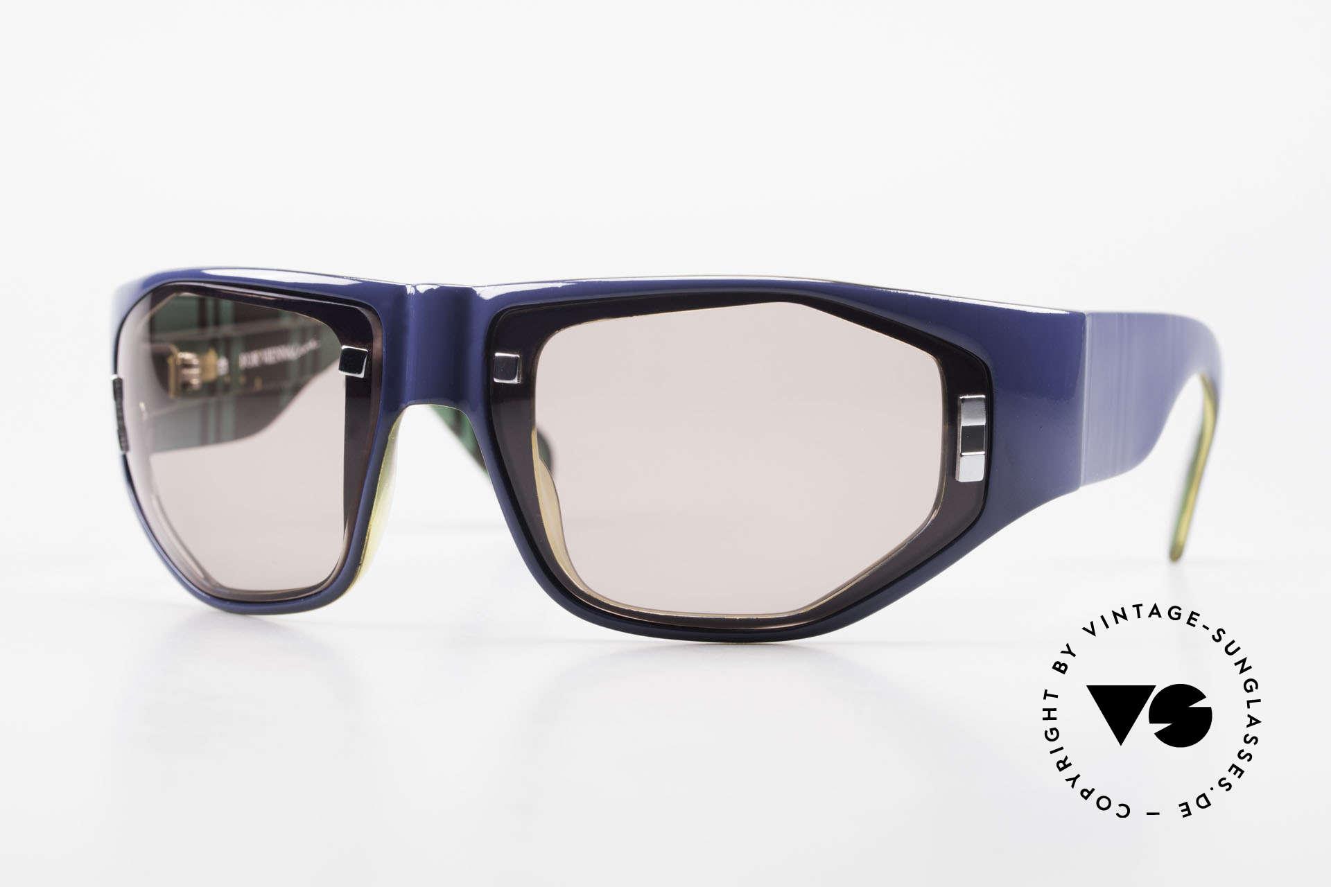 Paloma Picasso 3701 Wrap Around Sunglasses Ladies, vintage ladies sunglasses by P. PICASSO from 1990, Made for Women