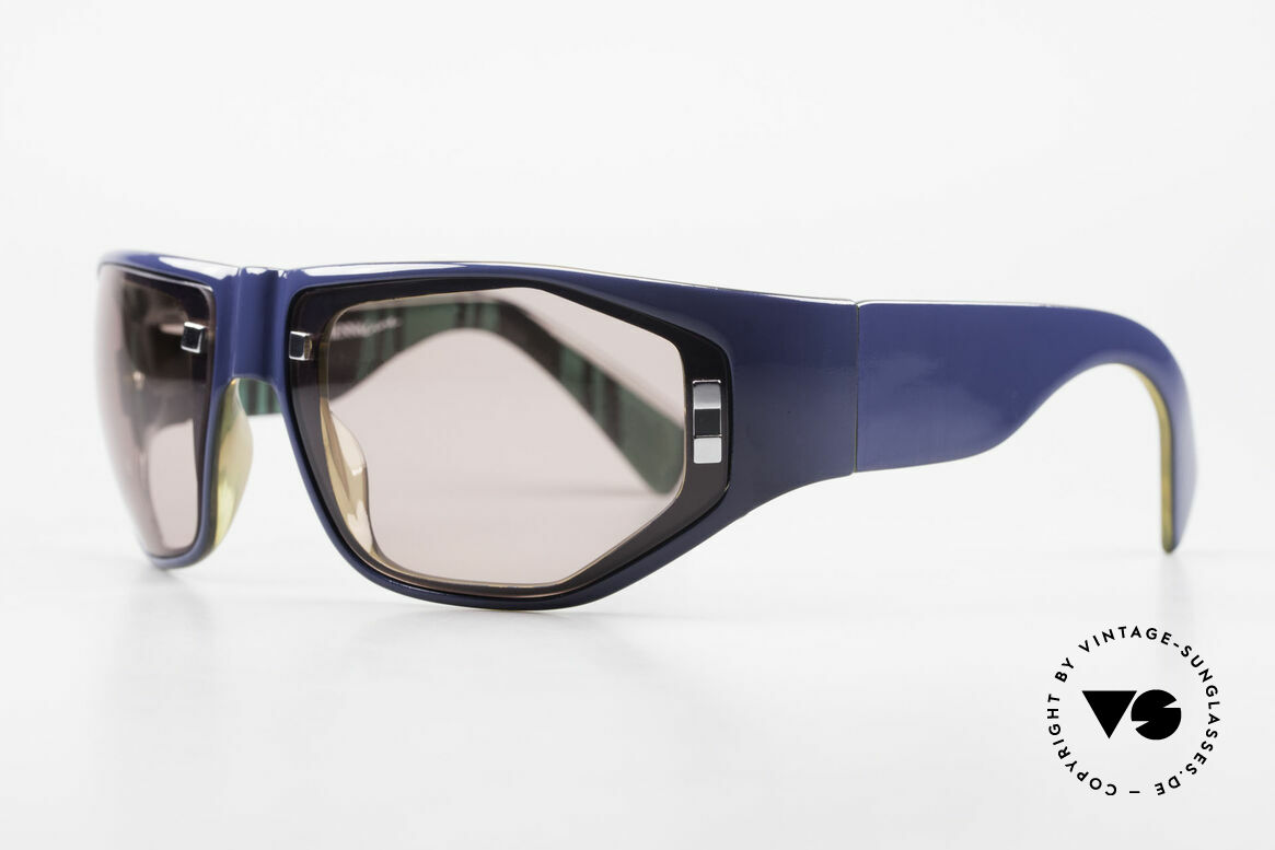 Paloma Picasso 3701 Wrap Around Sunglasses Ladies, just another masterwork from Picasso's art school!, Made for Women