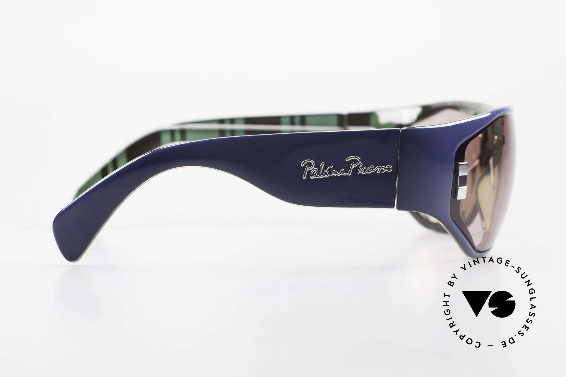 Paloma Picasso 3701 Wrap Around Sunglasses Ladies, of course never worn (as all our old 90's treasures), Made for Women