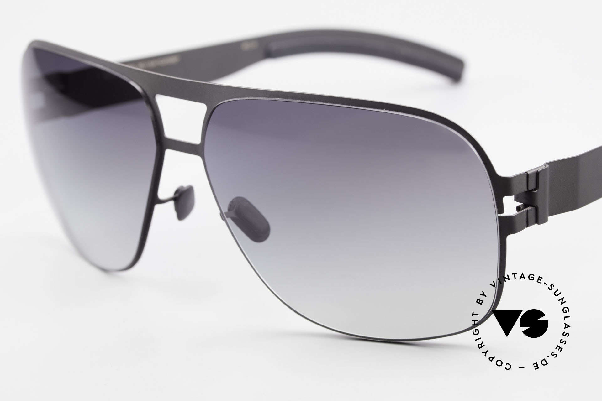 Mykita Clifford 2000's Vintage Designer Shades, innovative and flexible metal frame = One size fits all!, Made for Men
