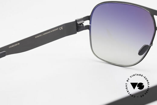 Mykita Clifford 2000's Vintage Designer Shades, worn by many celebs (rare & in high demand, meanwhile), Made for Men