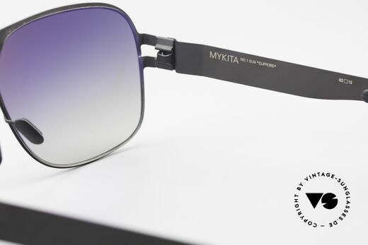 Mykita Clifford 2000's Vintage Designer Shades, thus, now available from us (unworn and with orig. case), Made for Men