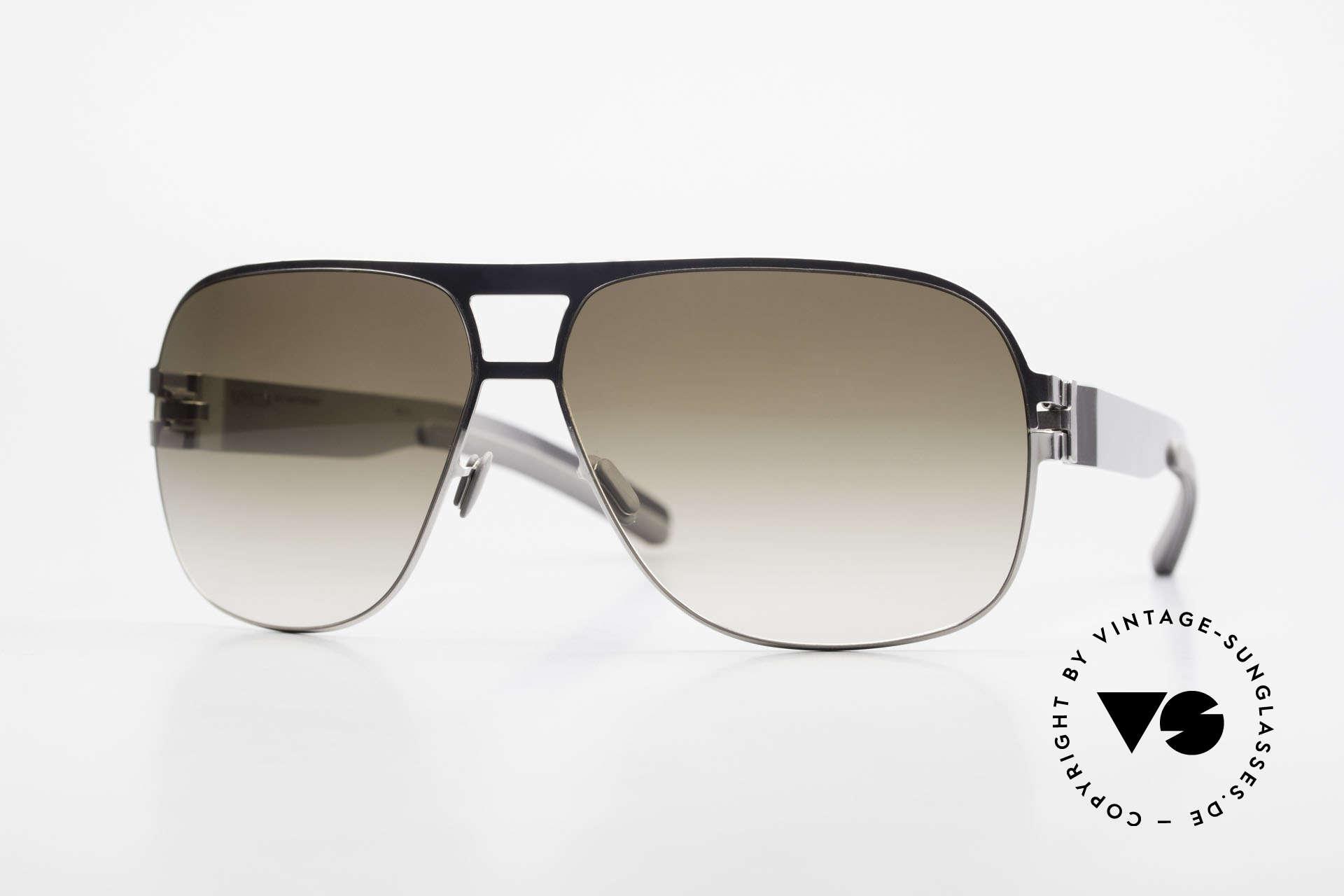 Mykita Clifford 2000's Vintage Aviator Shades, original VINTAGE MYKITA men's sunglasses from 2011, Made for Men