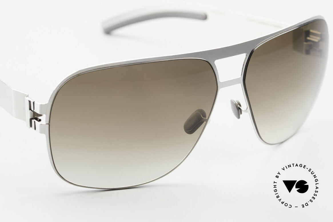 Mykita Clifford 2000's Vintage Aviator Shades, top-notch quality, made in Germany (Berlin-Kreuzberg), Made for Men