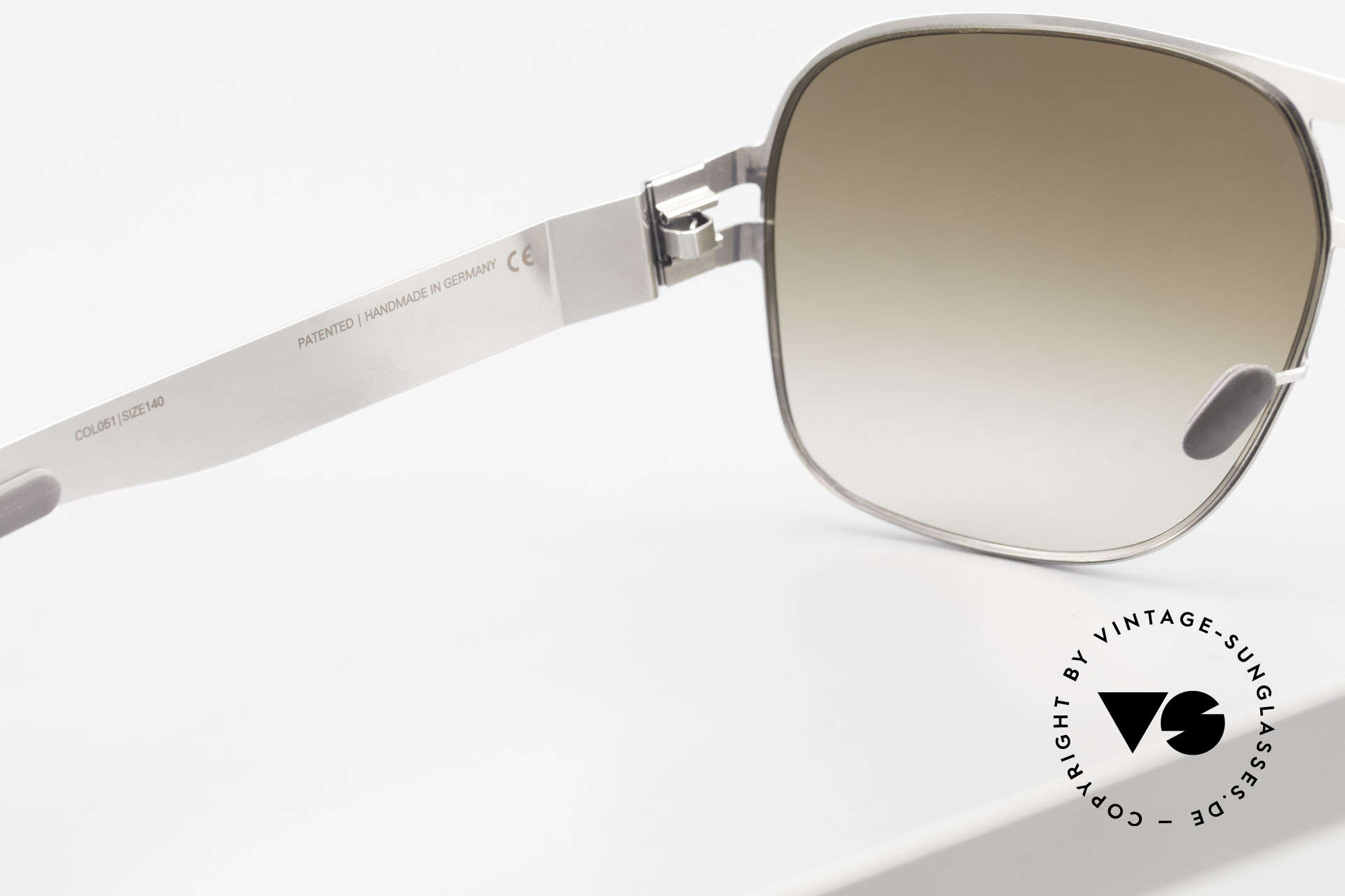 Mykita Clifford 2000's Vintage Aviator Shades, worn by many celebs (rare & in high demand, meanwhile), Made for Men