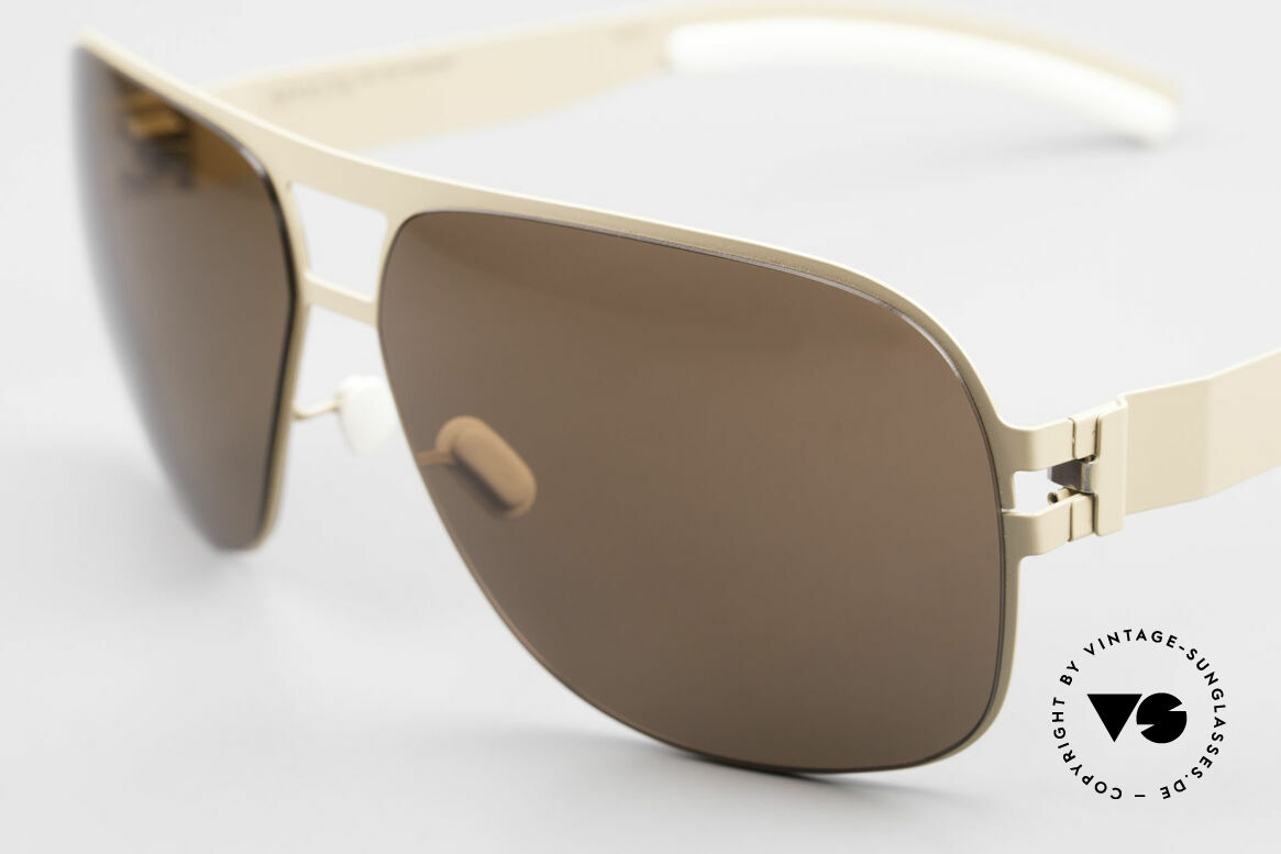 Mykita Clifford 2000's Aviator Vintage Shades, top-notch quality, made in Germany (Berlin-Kreuzberg), Made for Men