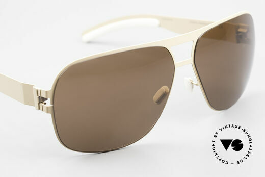 Mykita Clifford 2000's Aviator Vintage Shades, worn by many celebs (rare & in high demand, meanwhile), Made for Men