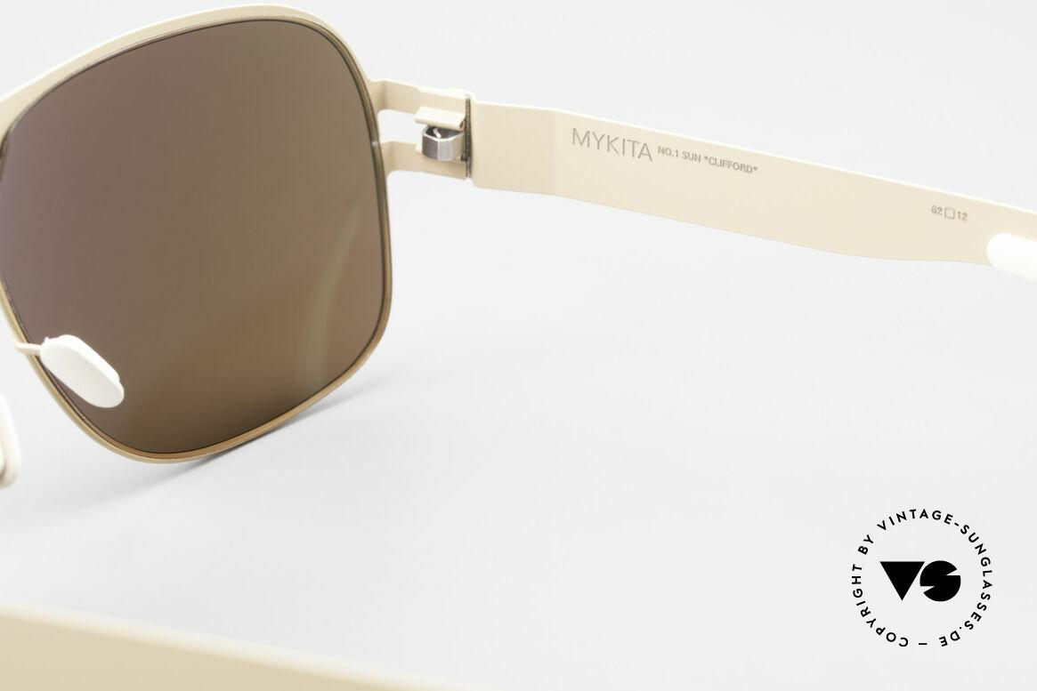 Mykita Clifford 2000's Aviator Vintage Shades, Size: medium, Made for Men