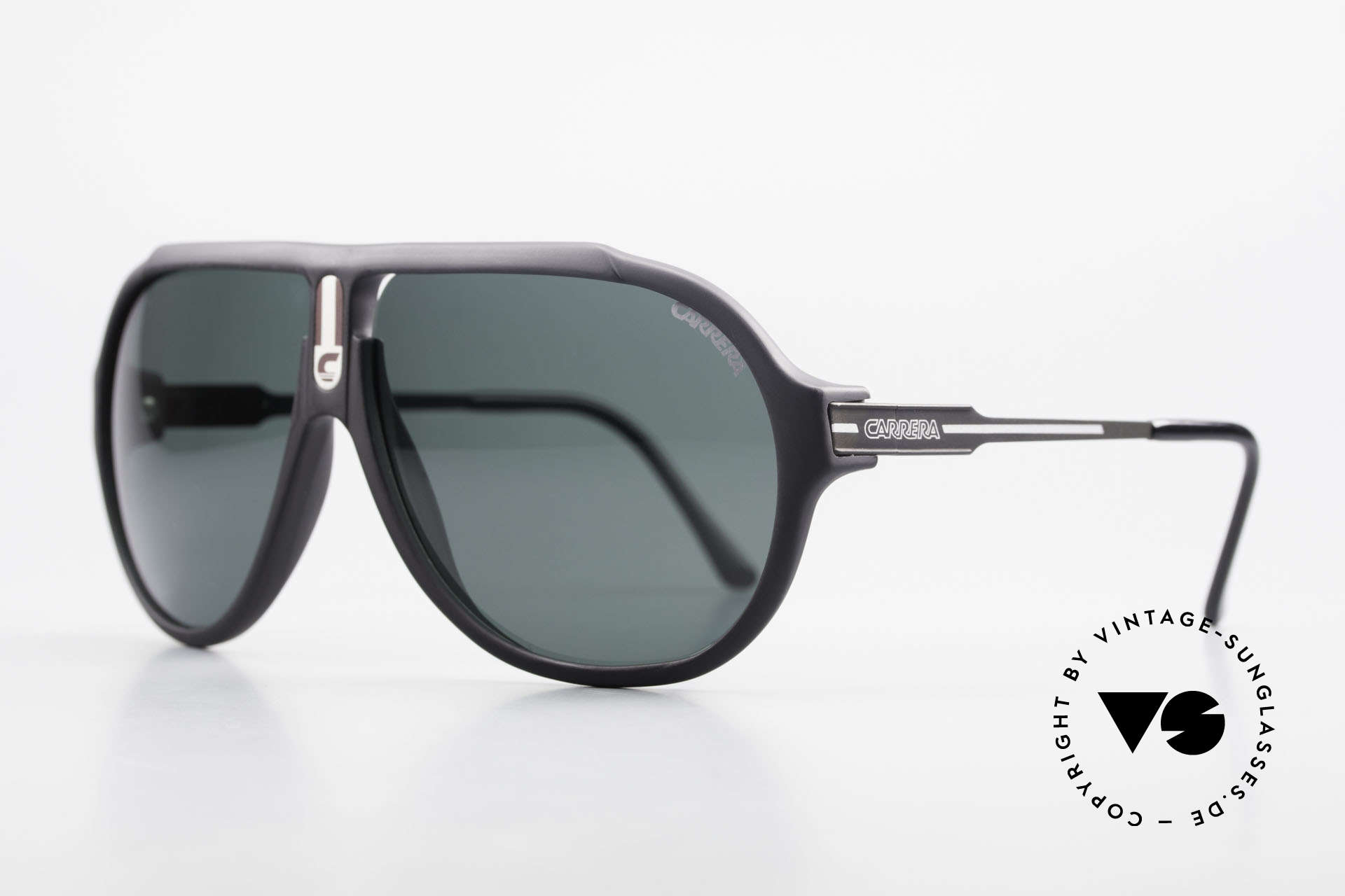 Carrera 5565 Old 1980's Vintage Sunglasses, everlasting Optyl-frame still shines like just produced, Made for Men and Women