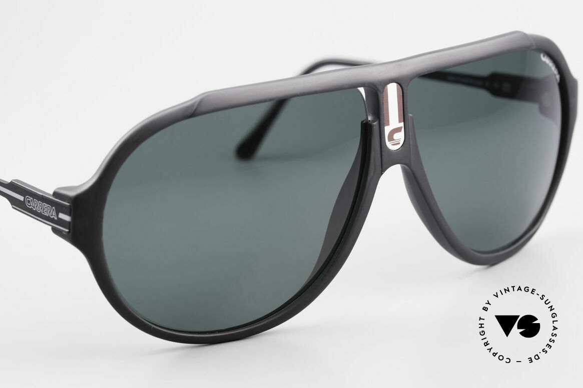 Carrera 5565 Old 1980's Vintage Sunglasses, NO RETRO sunglasses, but a 35 years old vintage original, Made for Men and Women