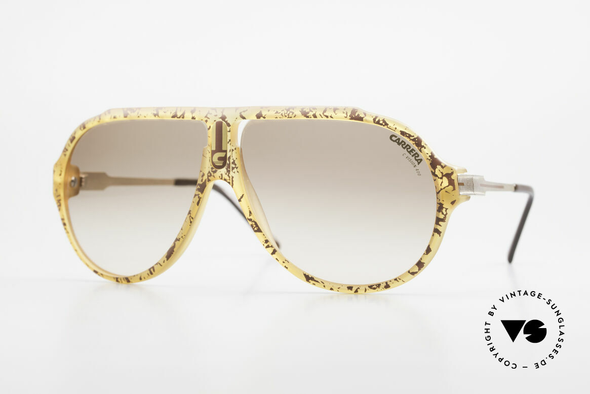 Carrera 5565 Old 1980's Sunglasses Vintage, CARRERA 5565 = a design classic from the mid 1980's, Made for Men and Women