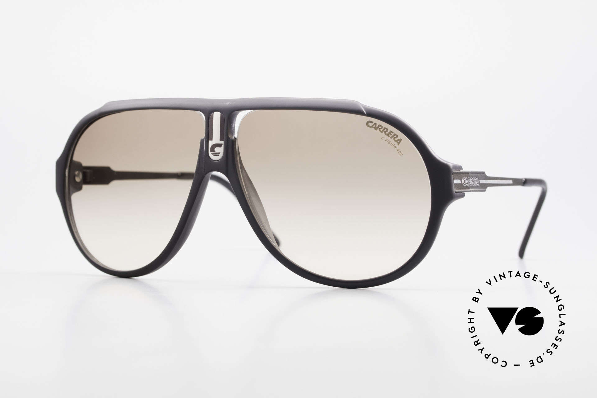 Carrera 5565 Old Sunglasses 1980's Vintage, CARRERA 5565 = a design classic from the mid 1980's, Made for Men and Women