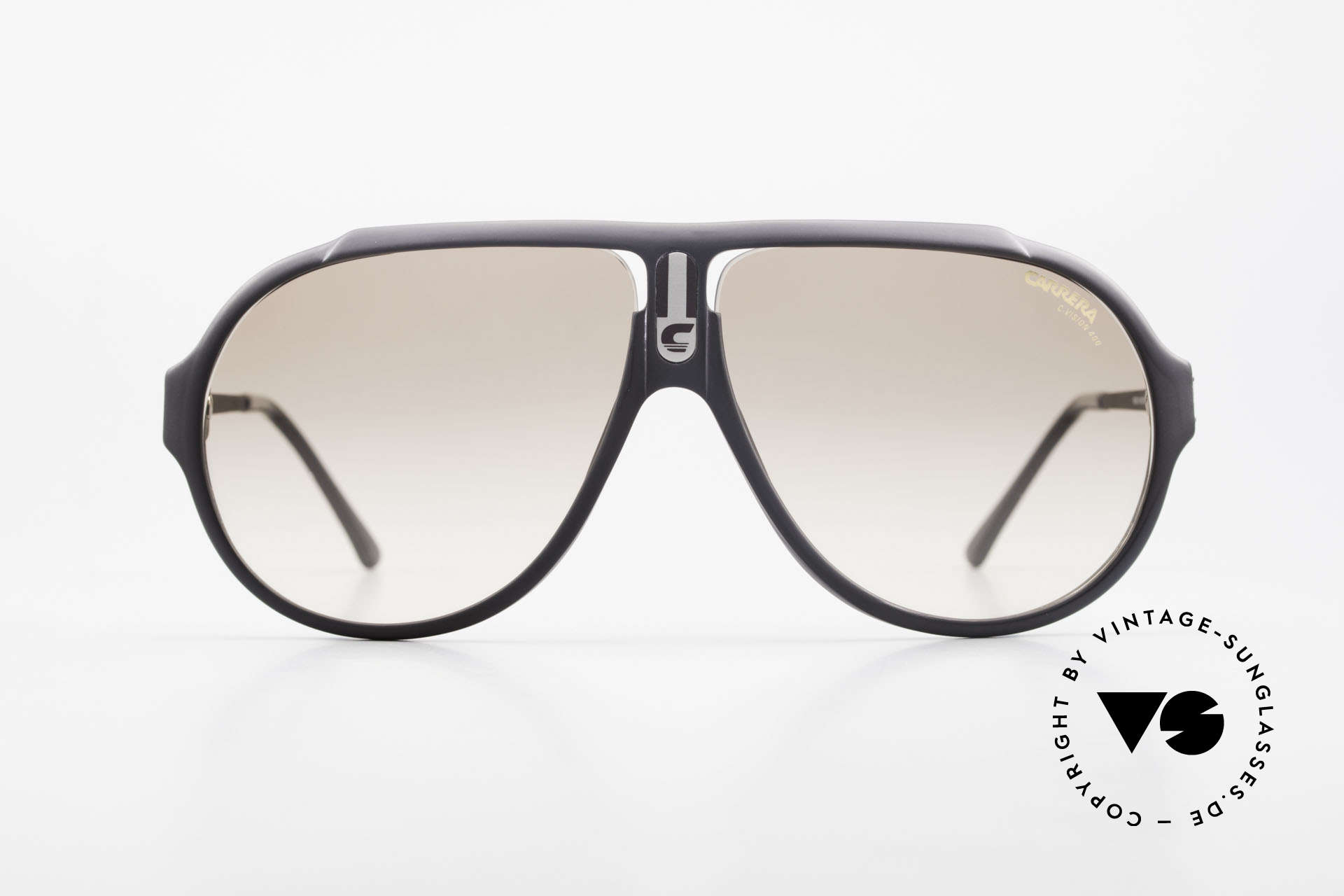 Carrera 5565 Old Sunglasses 1980's Vintage, similar to the famous Carrera 'mod. 5512' (Miami Vice), Made for Men and Women