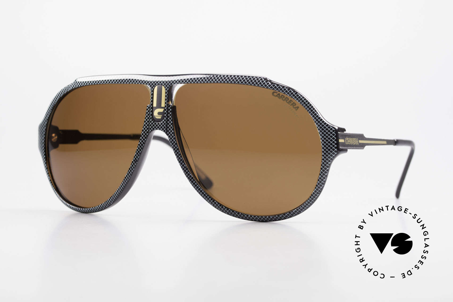 Carrera 5565 Old Vintage Sunglasses 1980's, CARRERA 5565 = a design classic from the mid 1980's, Made for Men and Women