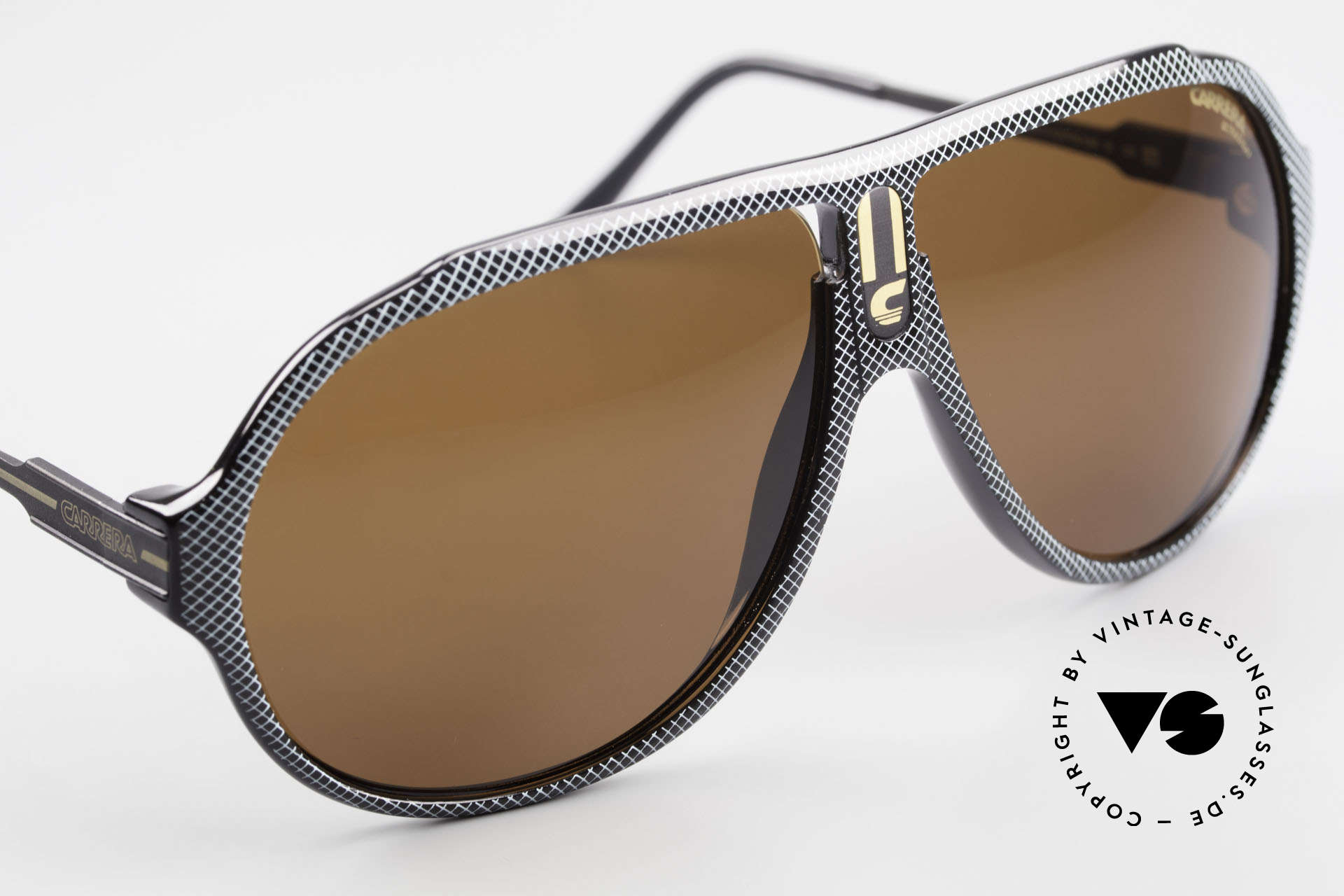 Carrera 5565 Old Vintage Sunglasses 1980's, NO RETRO sunglasses, but a 35 years old vintage original, Made for Men and Women