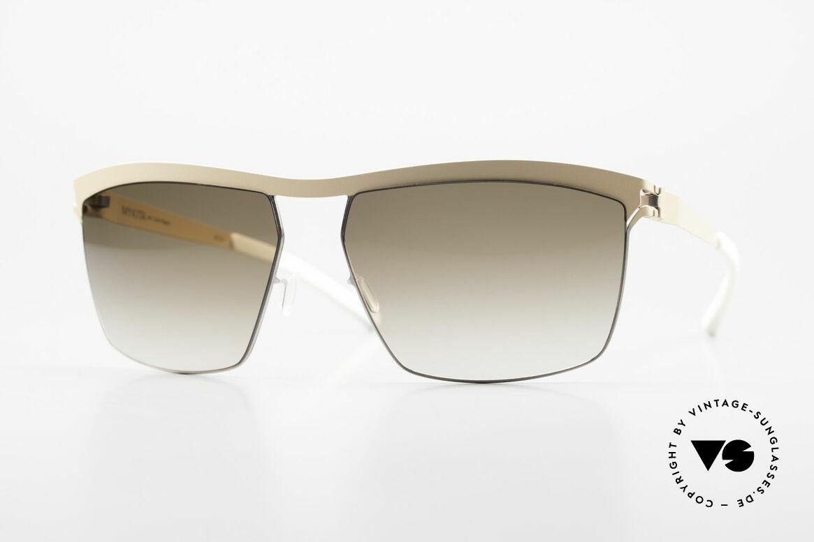 Mykita Tiago Designer Sunglasses Unisex, original VINTAGE MYKITA unisex sunglasses from 2011, Made for Men and Women