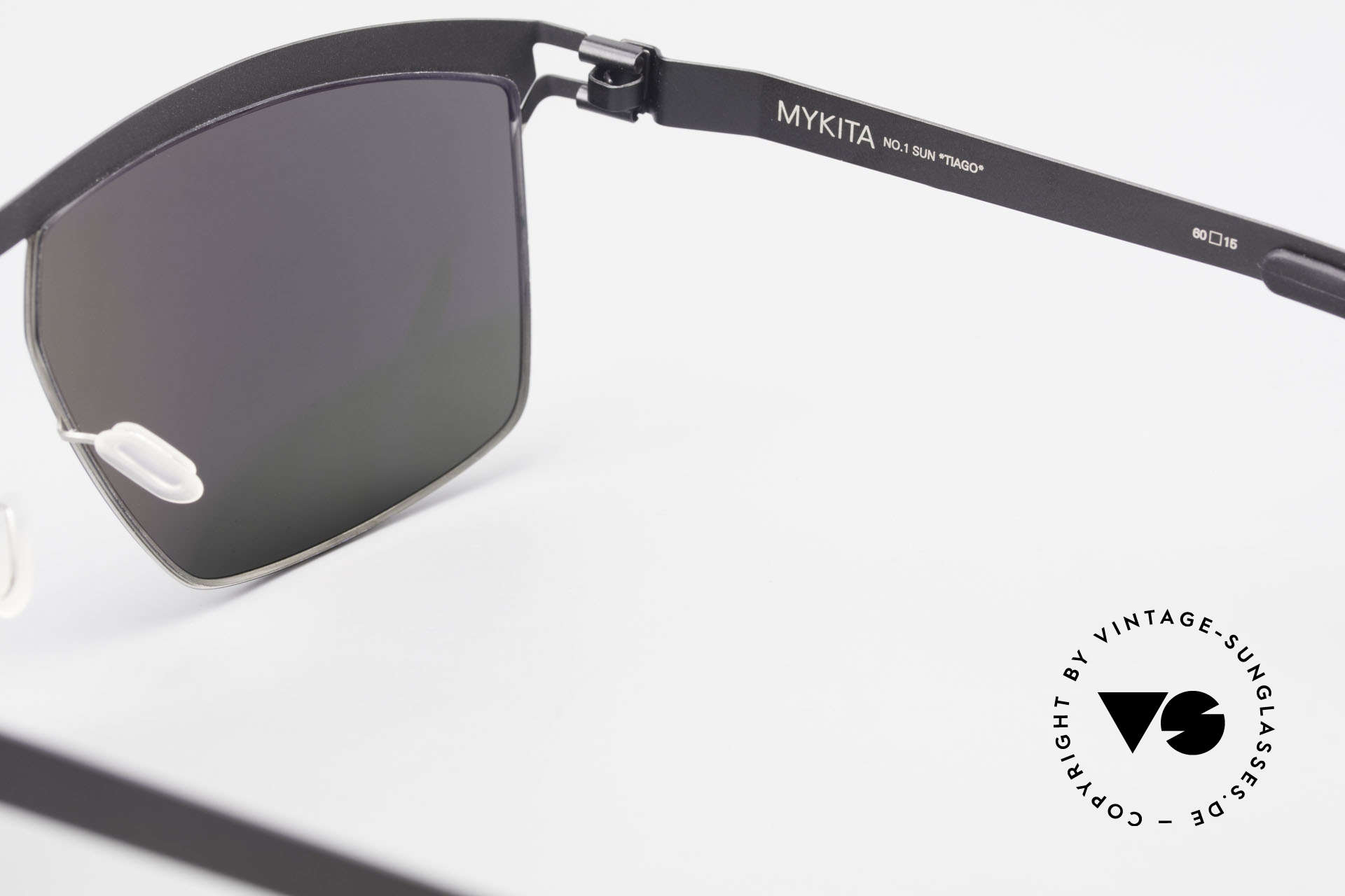 Mykita Tiago Designer Unisex Sunglasses, thus, now available from us (unworn and with orig. case), Made for Men and Women