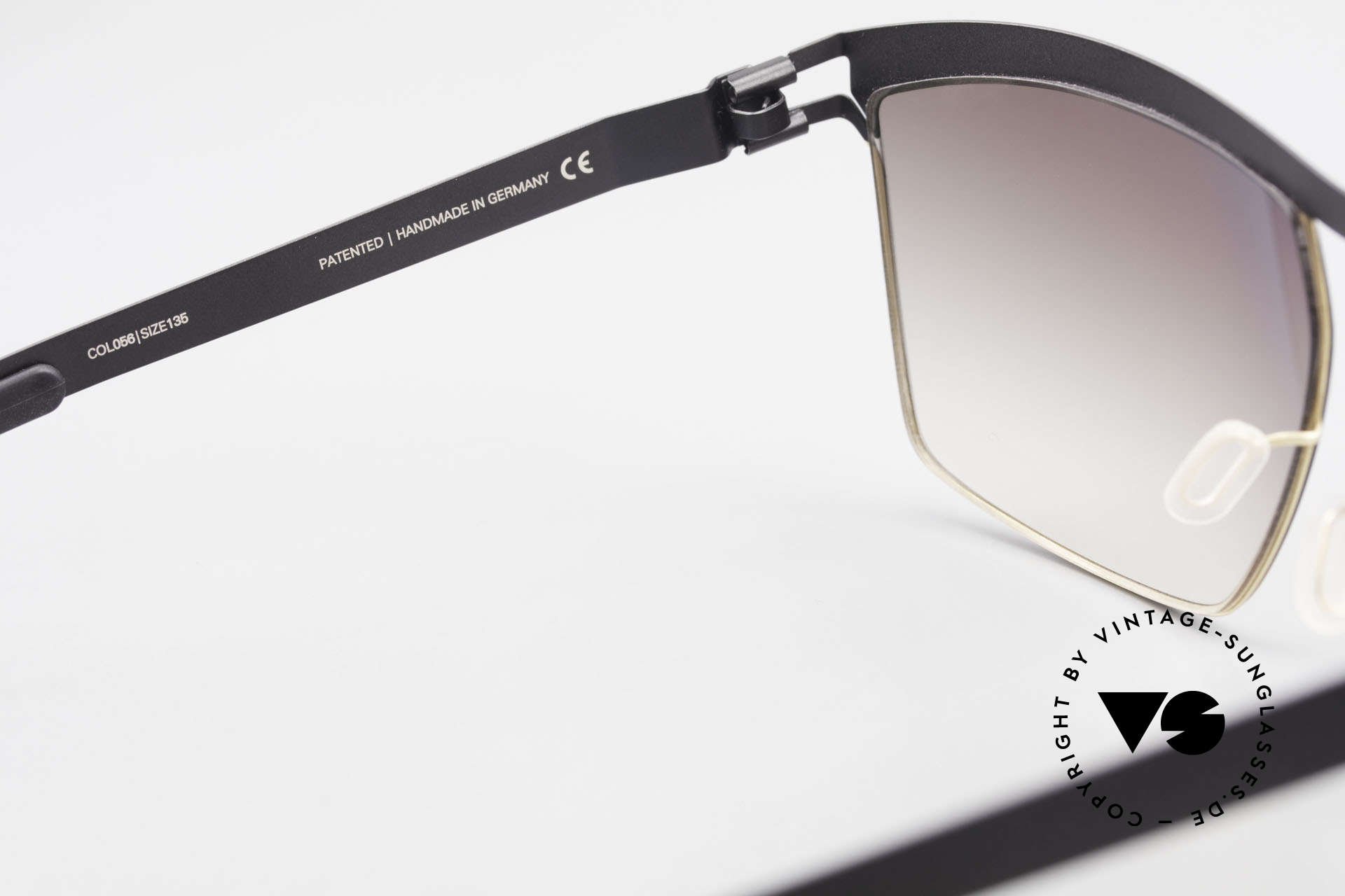 Mykita Tiago Unisex Designer Sunglasses, worn by many celebs (rare & in high demand, meanwhile), Made for Men and Women