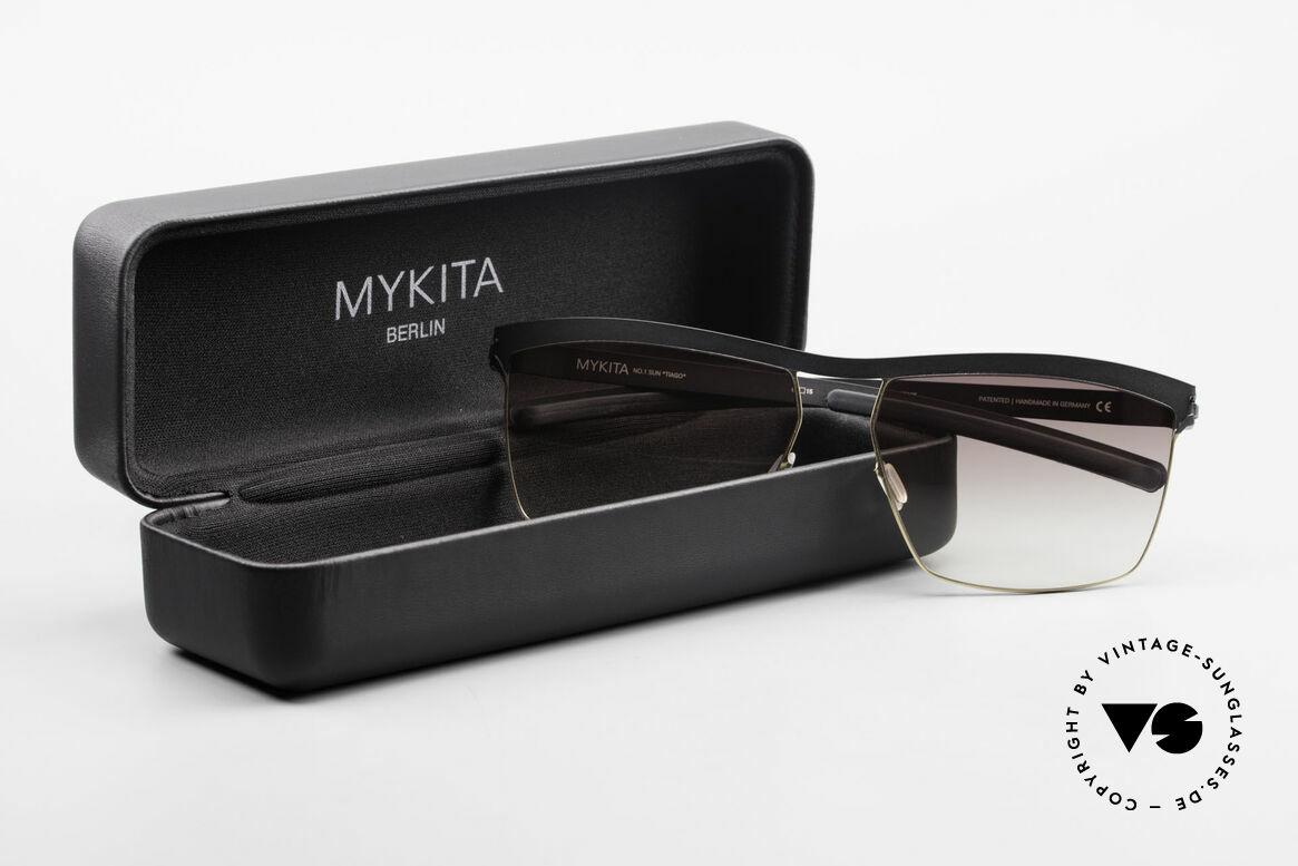 Mykita Tiago Unisex Designer Sunglasses, Size: medium, Made for Men and Women