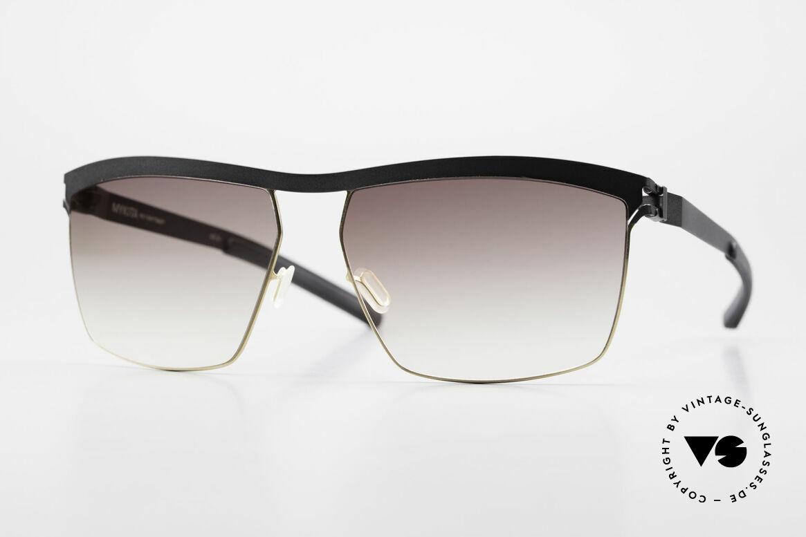 Mykita Tiago Unisex Designer Sunglasses, original VINTAGE MYKITA unisex sunglasses from 2011, Made for Men and Women