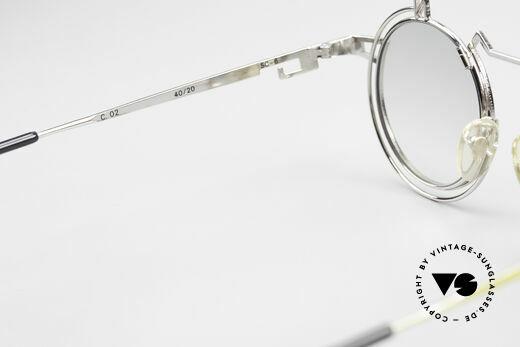 Casanova SC6 Simbolismo Orientation, NOS - unworn (like all our limited vintage eyeglasses), Made for Men and Women