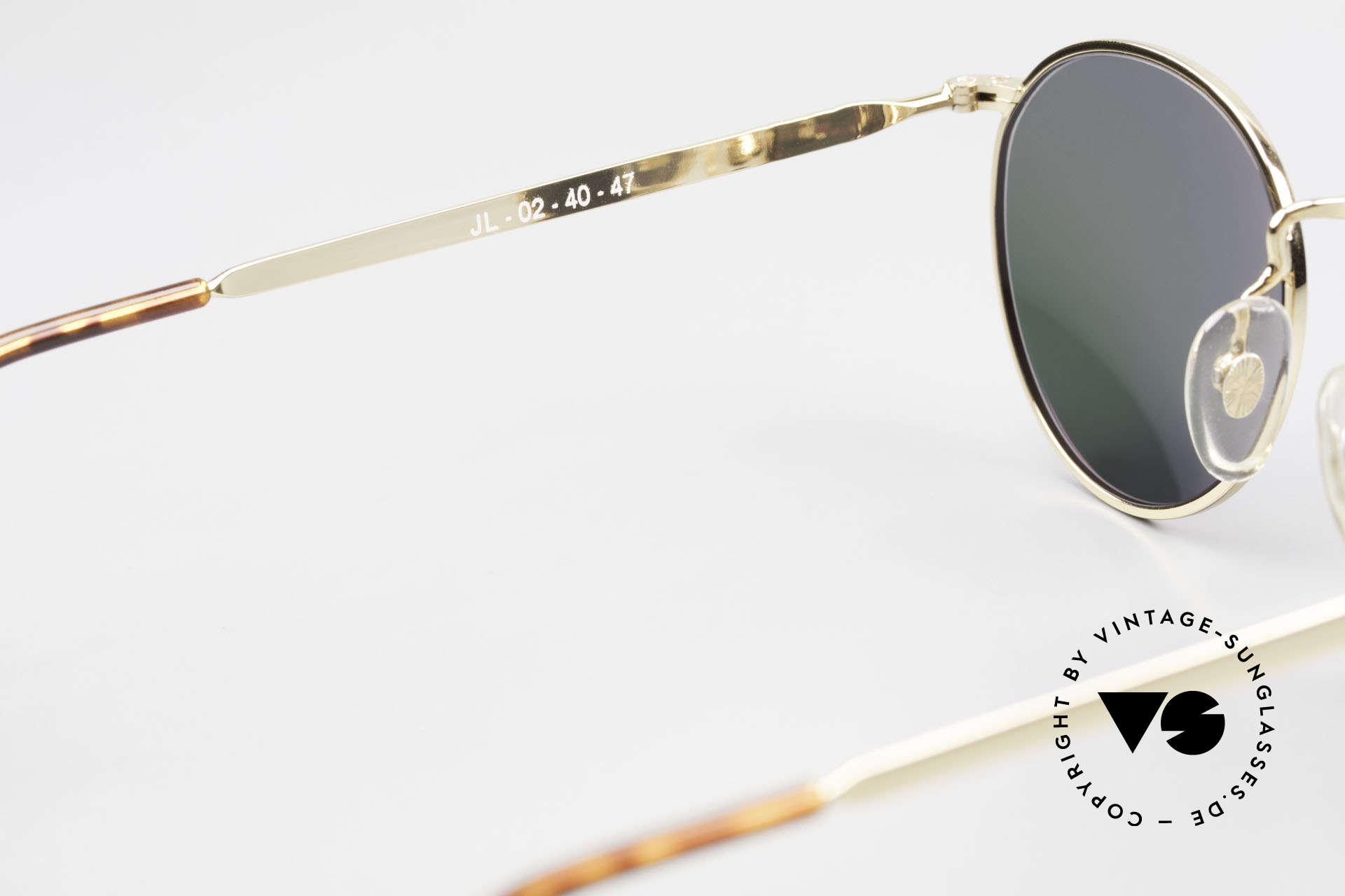 John Lennon - The Dreamer With Pink Mirrored Sun Lenses, never worn (like all our vintage John Lennon sunglasses), Made for Men and Women