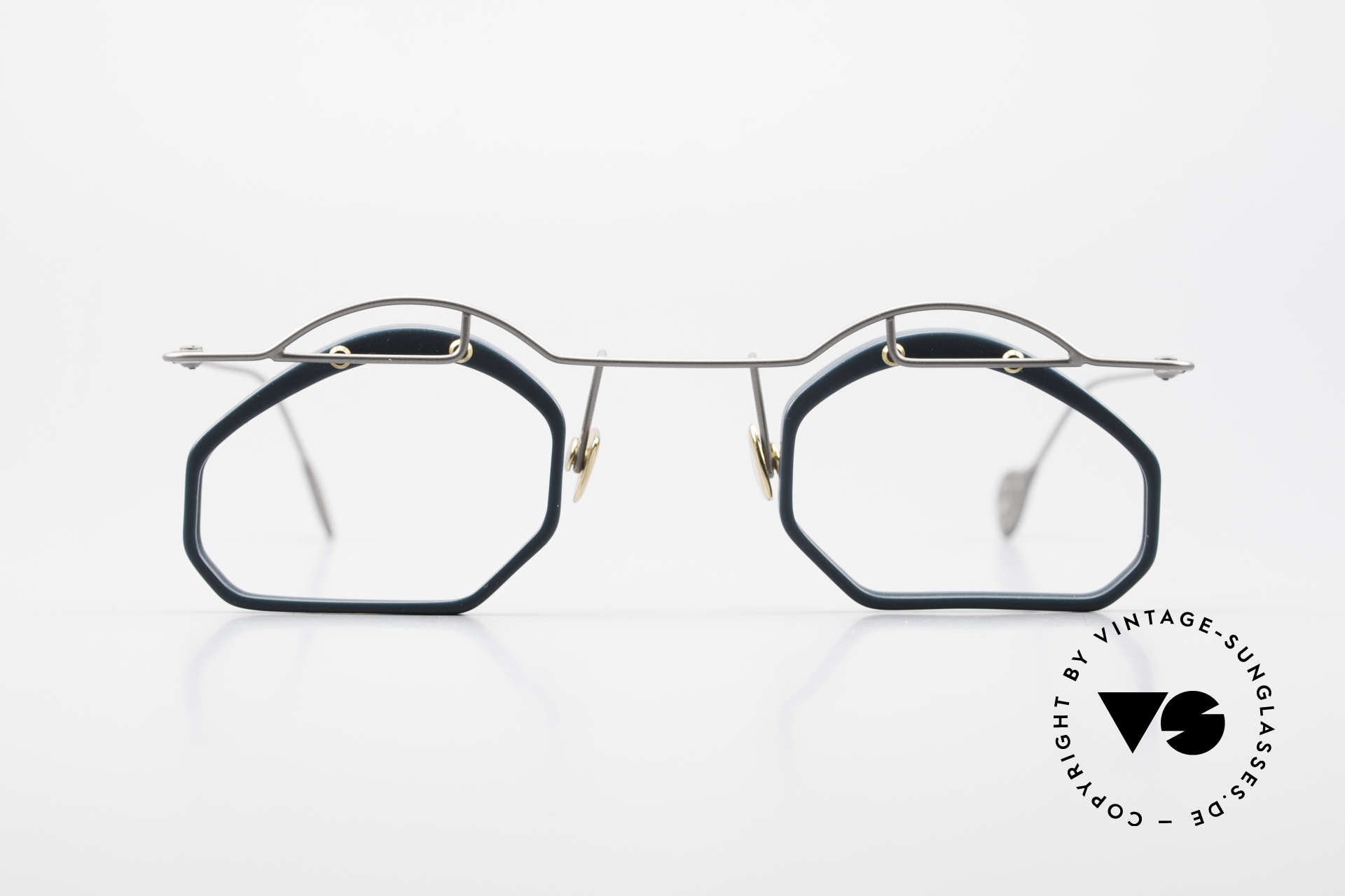 Paul Chiol 12 Art Designer Glasses Vintage, CHIOL = a synonym for sophisticated spectacles, Made for Men and Women