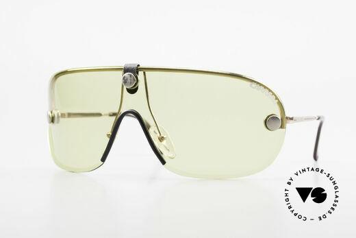 Carrera 5418 All Weather Sunglasses Polar Details