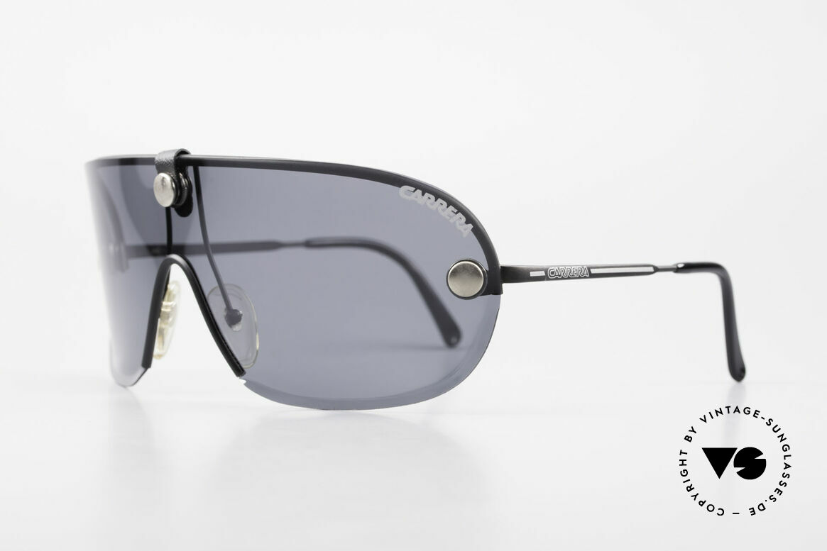 Carrera 5418 All Weather Shades Polarized, yellow (kalichrome) intensify light and increase contrast, Made for Men
