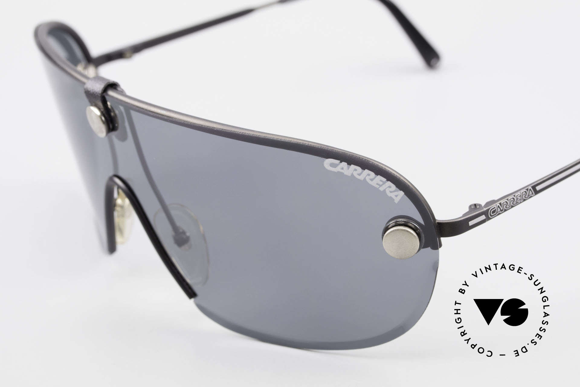 Carrera 5418 All Weather Shades Polarized, gray (POLARIZED) anti-relection for high sun-intensity, Made for Men