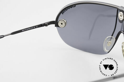 Carrera 5418 All Weather Shades Polarized, new old stock (like all our rare vintage sports sunglasses), Made for Men