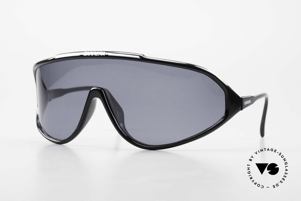 Carrera 5430 90's Sports Shades Polarized, CARRERA 5430 SUNBEAM sport's sunglasses from 1991, Made for Men