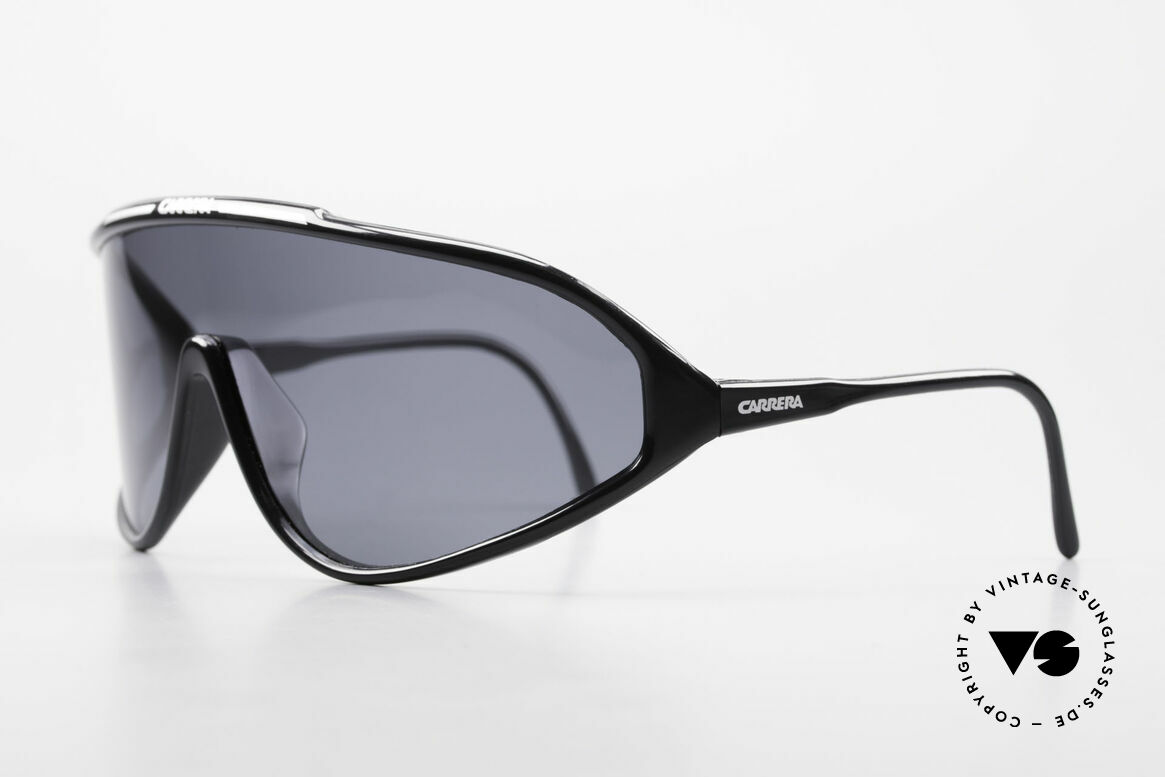 Carrera 5430 90's Sports Shades Polarized, lightweight Polyamide material (top wearing comfort), Made for Men