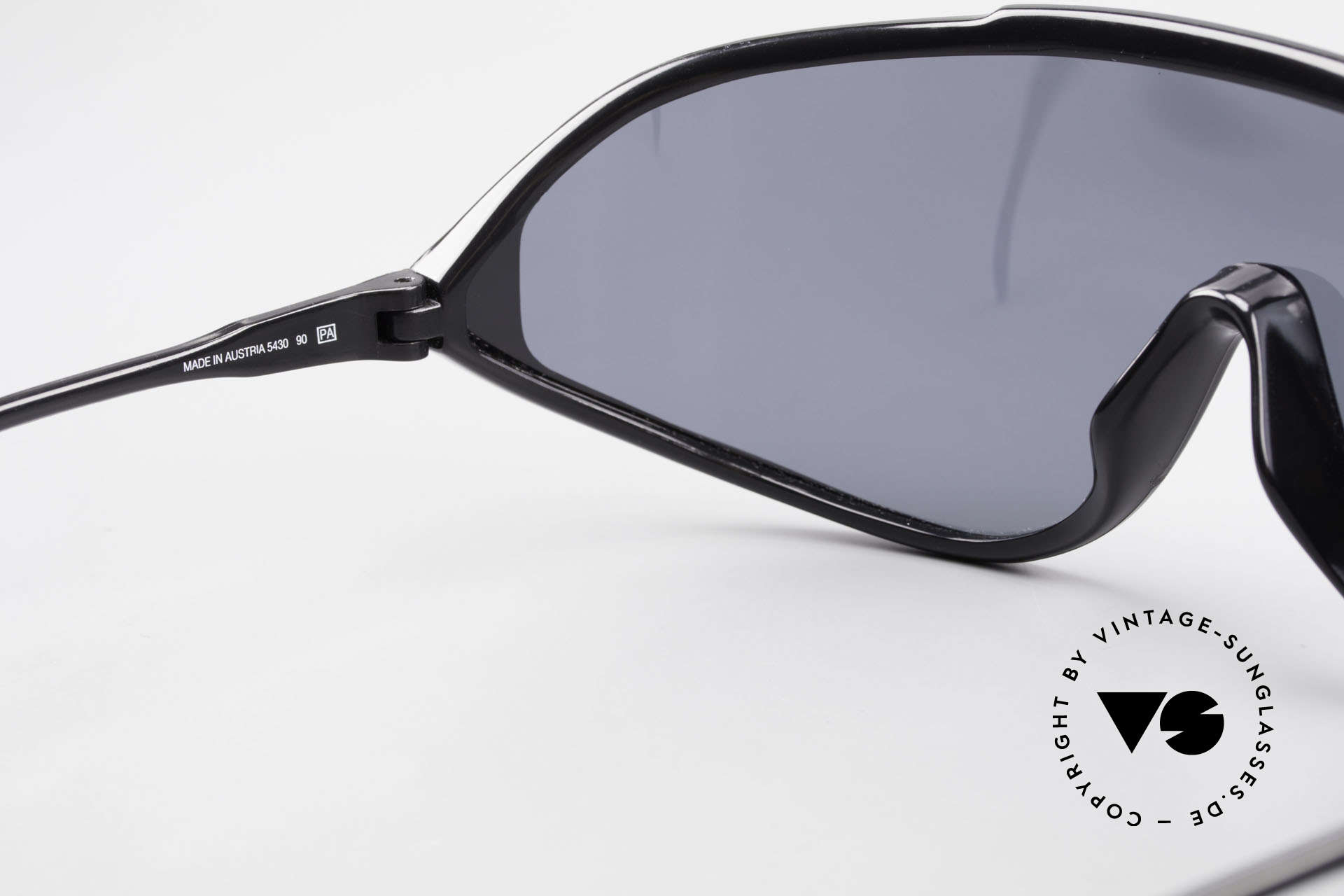 Carrera 5430 90's Sports Shades Polarized, NO RETRO sunglasses, but an authentic OLD ORIGINAL, Made for Men