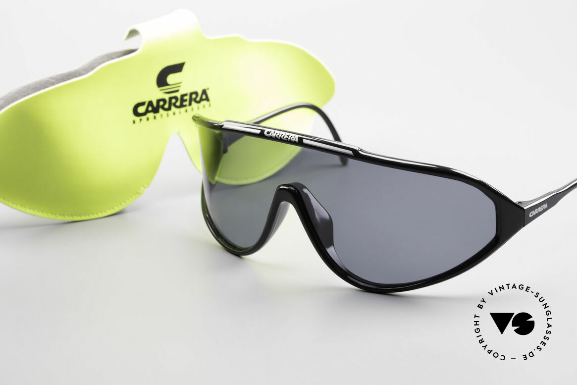 Carrera 5430 90's Sports Shades Polarized, Size: extra large, Made for Men