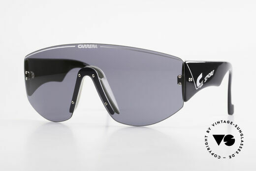 Carrera 5414 90's Sunglasses Sports Shades Details