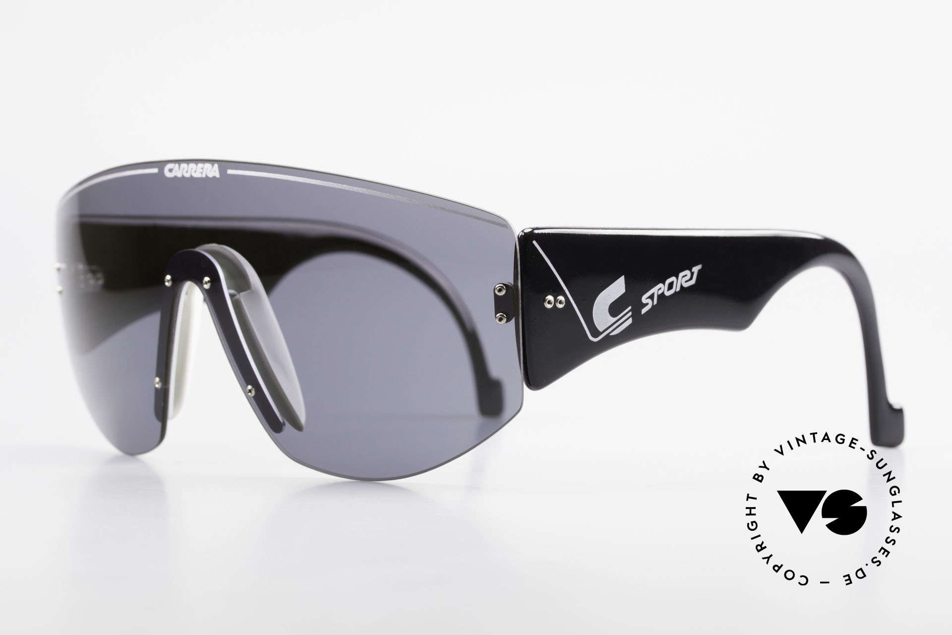 Carrera 5414 90's Sunglasses Sports Shades, cool SHADES design ... also wearable in everyday life, Made for Men