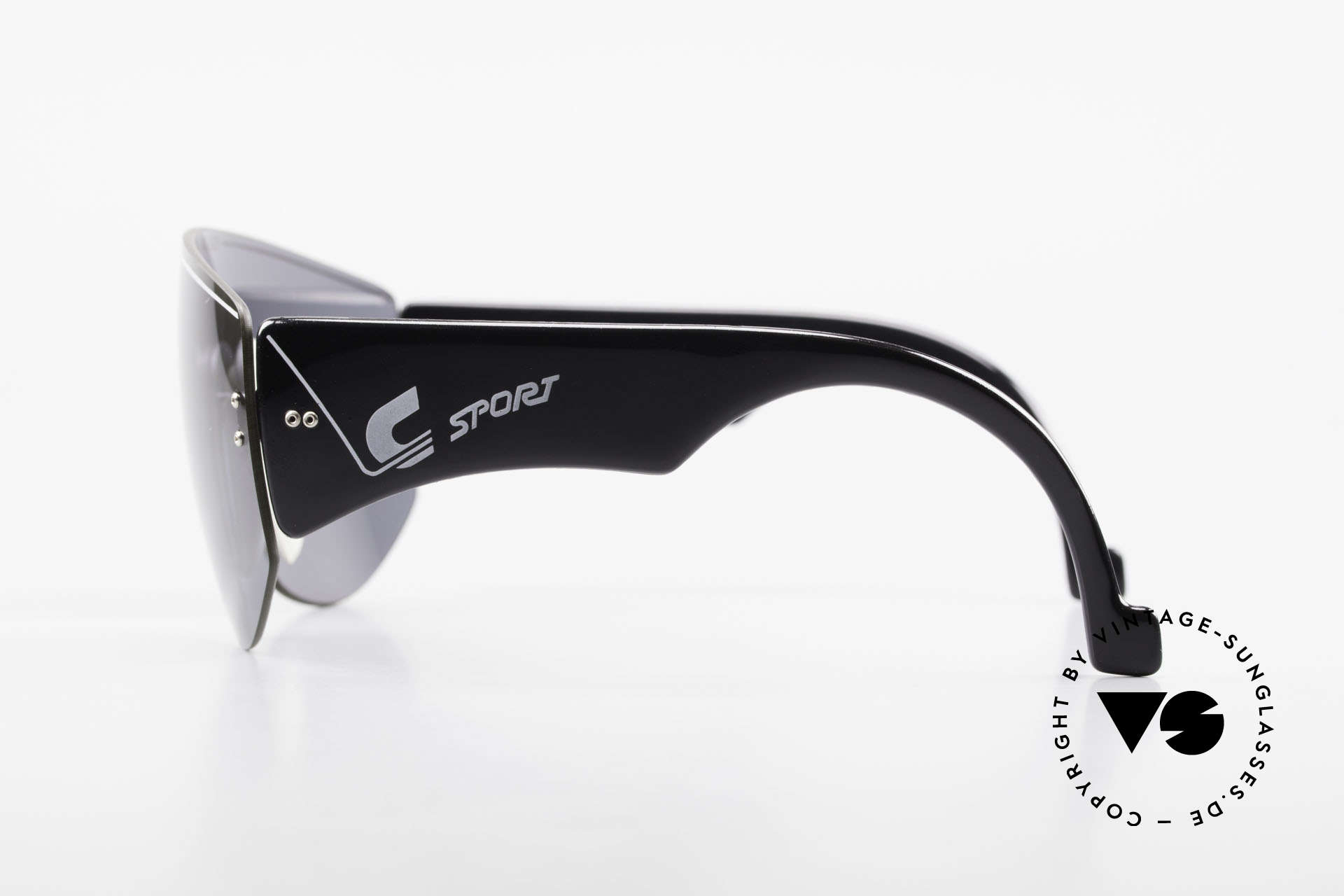 Carrera 5414 90's Sunglasses Sports Shades, new old stock, NOS (like all our vintage Carrera Sport), Made for Men