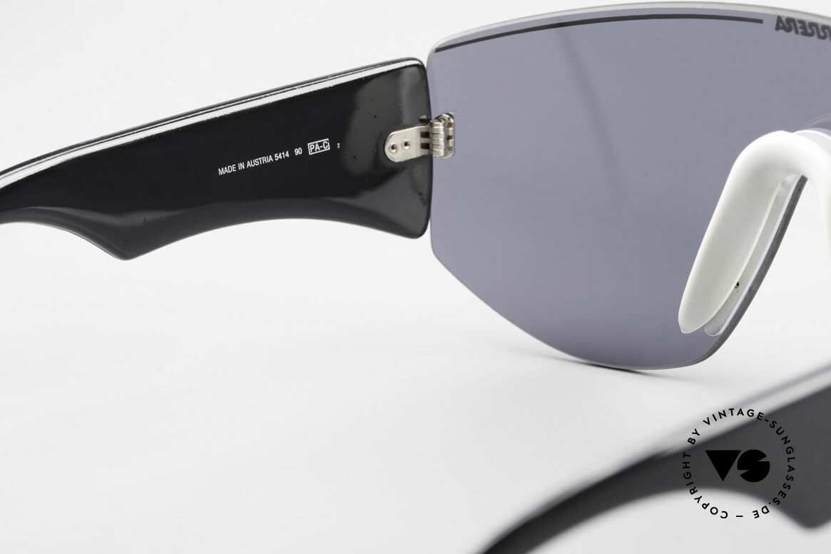 Carrera 5414 90's Sunglasses Sports Shades, Size: large, Made for Men