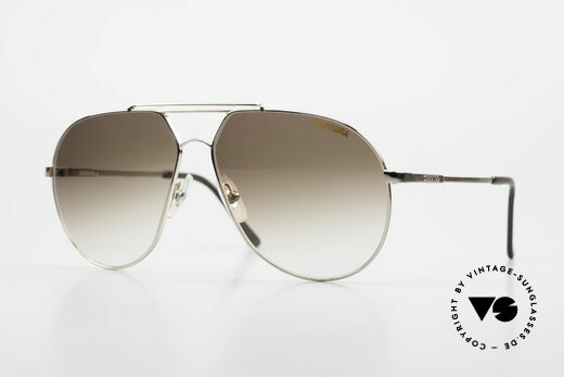 Carrera 5421 90's Aviator Sports Lifestyle Details
