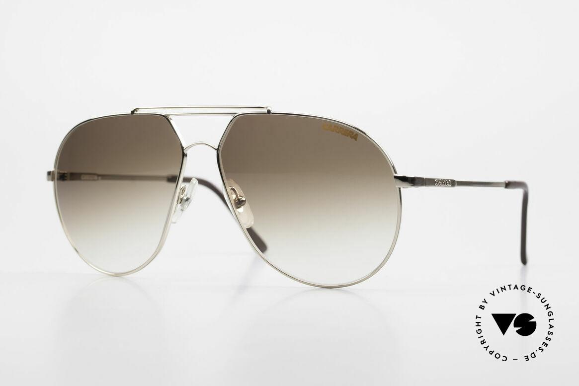 Carrera 5421 90's Aviator Sports Lifestyle, precious men's aviator vintage sunglasses from 1990, Made for Men