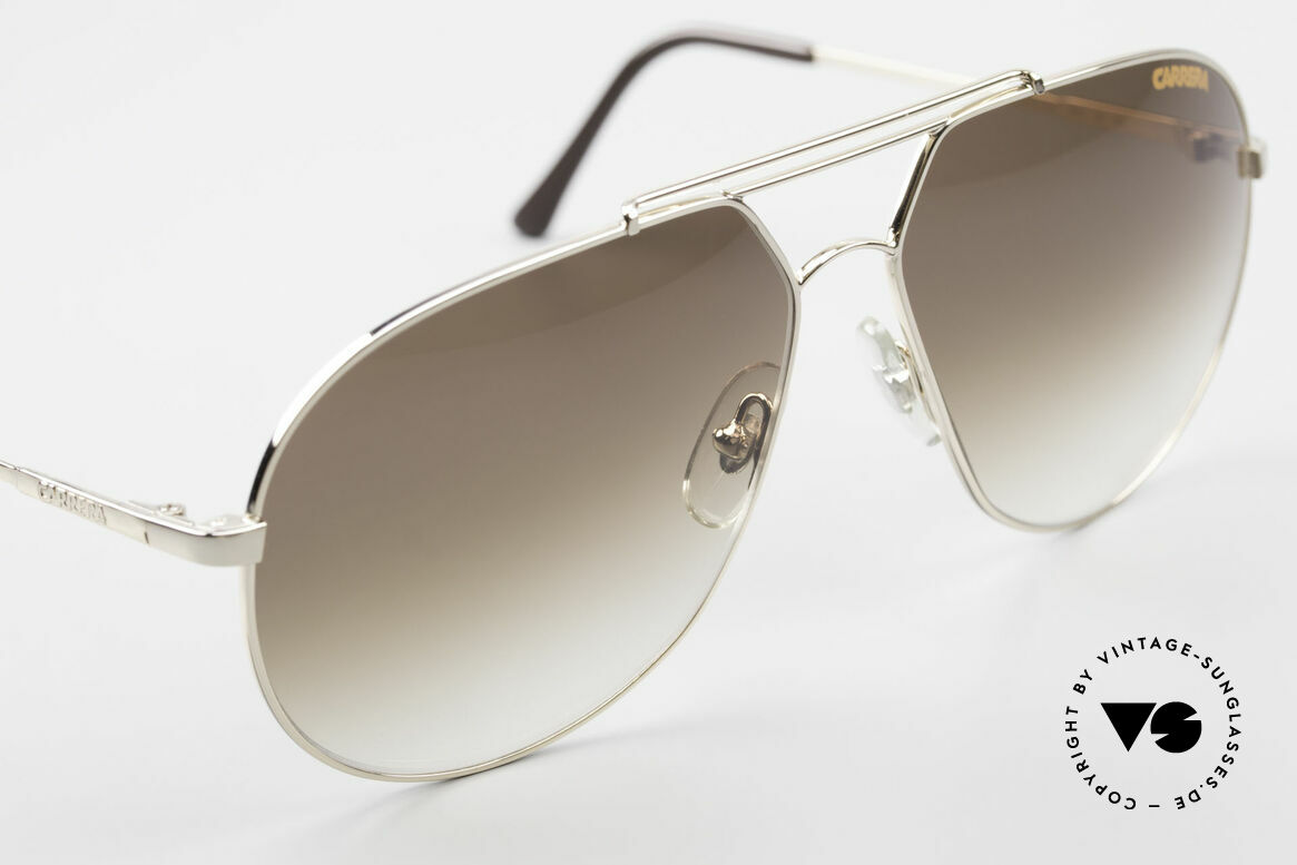 Carrera 5421 90's Aviator Sports Lifestyle, never worn, NOS (like all our rare vintage 90's shades), Made for Men
