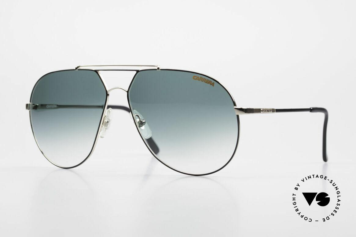 Carrera 5421 90's Aviator Sports Sunglasses, precious men's aviator vintage sunglasses from 1990, Made for Men