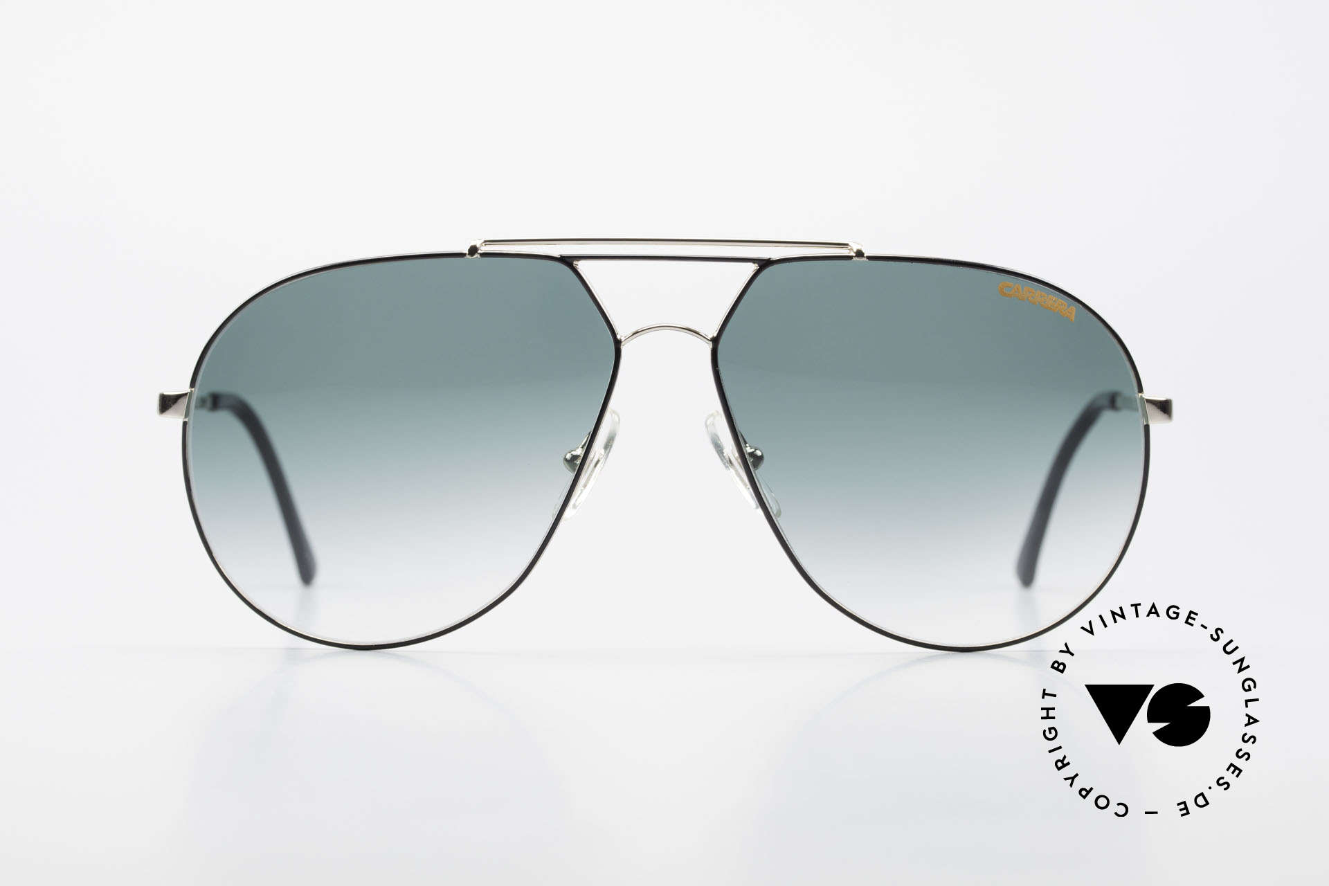Carrera 5421 90's Aviator Sports Sunglasses, typified the sports and luxury lifestyle by CARRERA, Made for Men